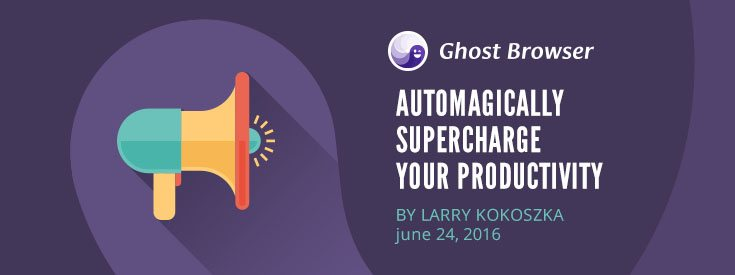 Automagically Supercharge Your Productivity